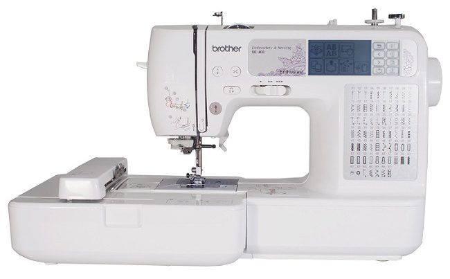 Brother SE400 Combination Sewing Machine Review