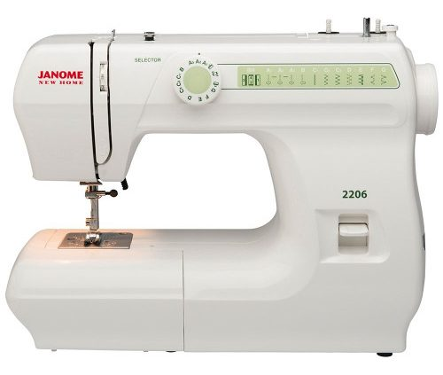 Janome 2206 Sewing Machine review-1