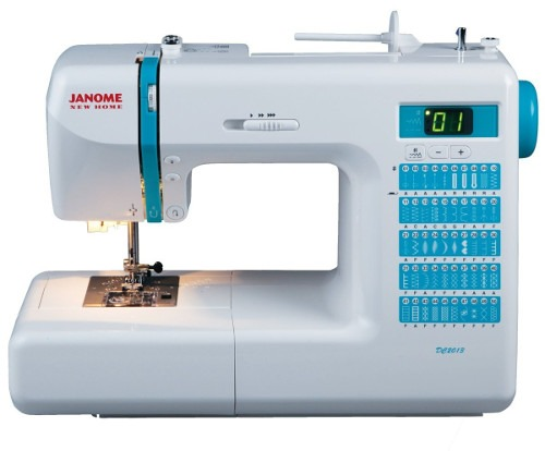 Janome DC2013 Heavy Duty Sewing Machine Review