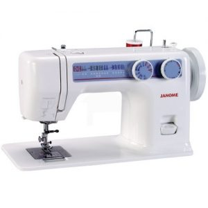 Photo of Janome Treadle Powered Sewing Machine 712T