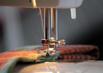 Sewing Machine Up Close 2