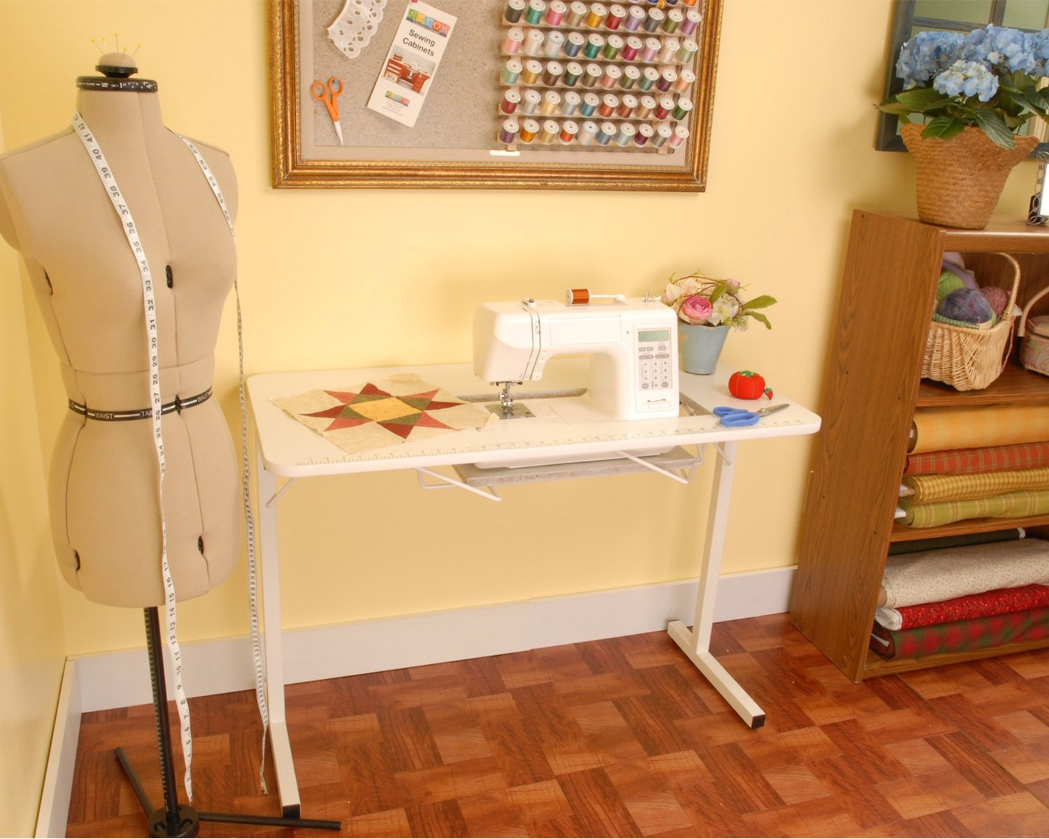 THE ARROW 601 GIDGET SEWING TABLE