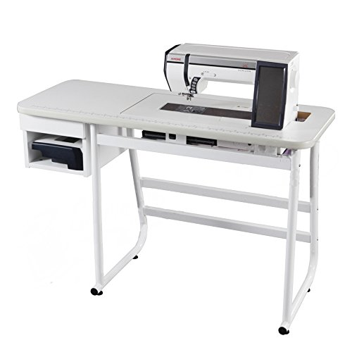 THE JANOME UNIVERSAL SEWING TABLE WITH INSERTS